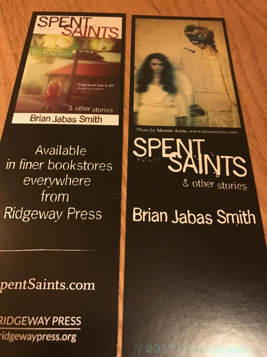 Brian Jabas Smith Spent Saints -1-2