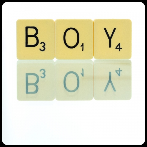 Random words BOY 1
