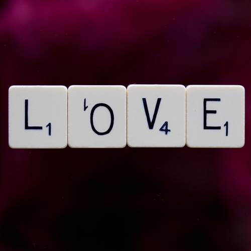 Random words LOVE