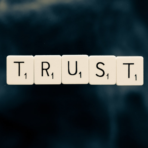 Some Randon Words TRUST
