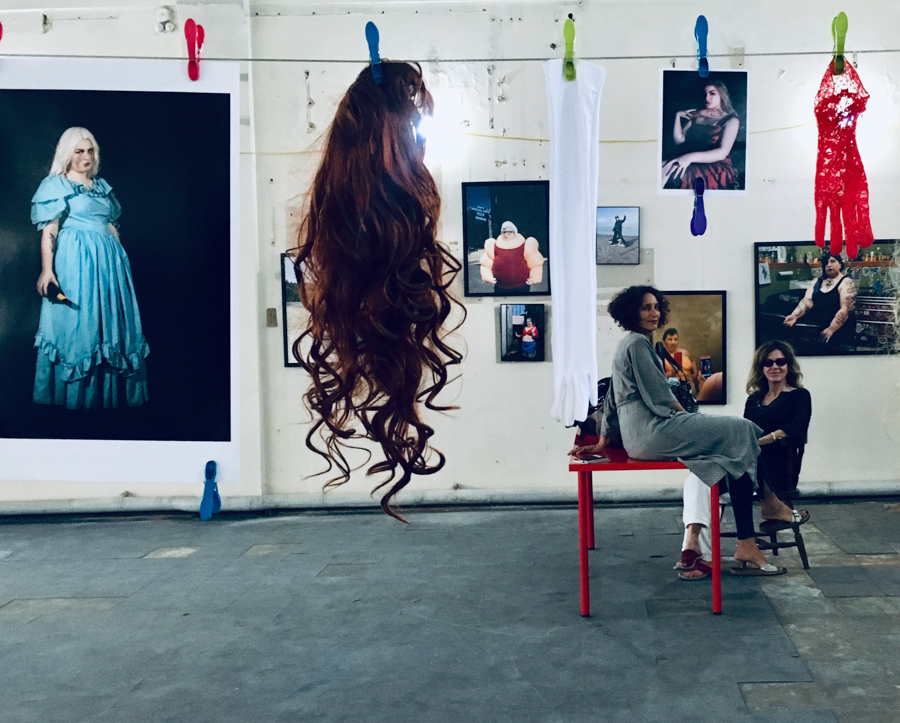 RPS 100 Heroines Exhibition Chelsea London 2019